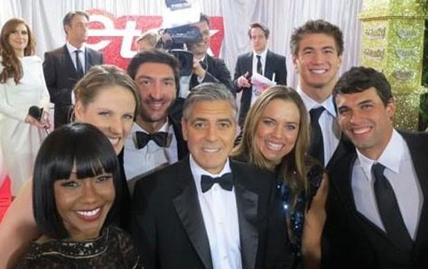 George Clooney, Prêmio Globo de Ouro (Foto: Reprodução / Instagram)