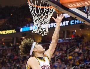 Anderson Varejão, Cleveland Cavaliers x Memphis Grizzlies. (Foto: Getty Images)