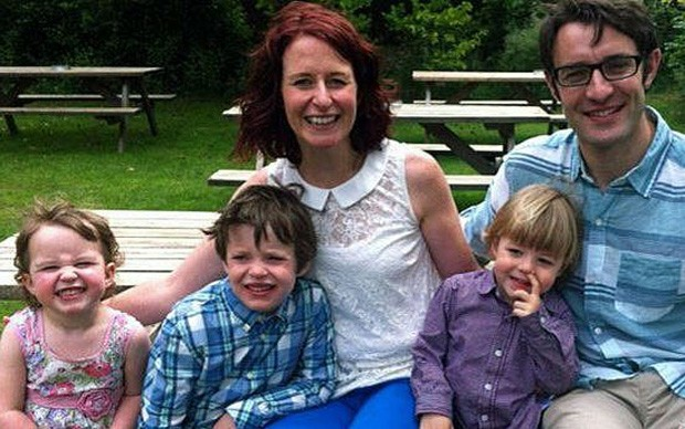 Miriam e Will Evans querem que médicos sejam conscientizados sobre os sintomas da doença  (Foto: bbc)