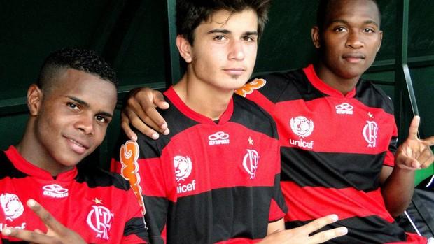 Samir Flamengo (Foto: Fair Play / Divulgação)