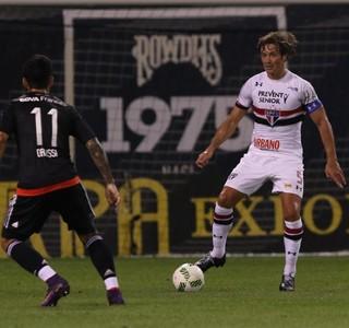 Lugano São Paulo x River Plate (Foto: Rubens Chiri/saopaulofc.net)