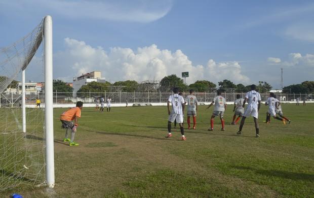 são jose jogo treino (Foto: Jonhwene Silva/GE-AP)