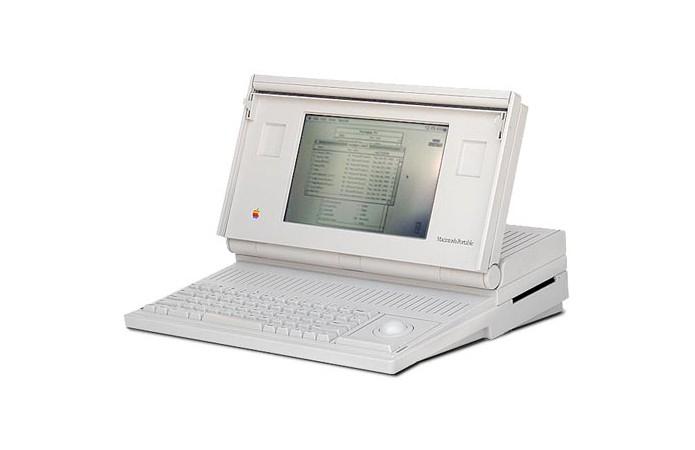 Macbook Portable foi primeira tentativa da Apple entre portáteis (Foto: Divulgação/Apple)