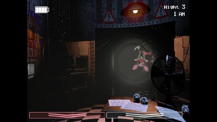 Novos bonecos são um dos destaques de Five Nights at Freddy's 2 (Foto: Divulgação)