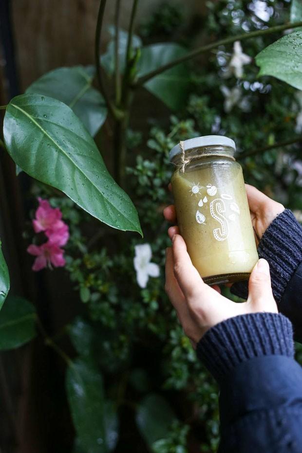 Shake de inverno leva limão, kiwi e  gengibre (Foto: Simplesmente)