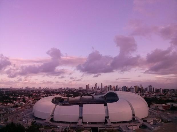 Arena das Dunas (Foto: Riccardo Carvalho/Cena2 Produções)