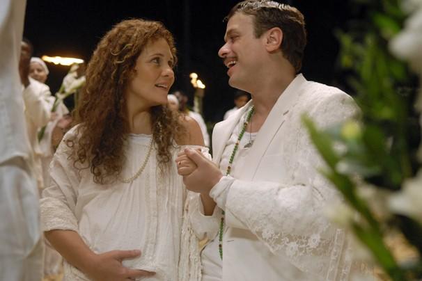 Dalva & Herivelto - Uma Canção de Amor é uma turbulenta história de amor entre dois grandes representantes da época de ouro do rádio no Brasil (Foto: CEDOC Globo)