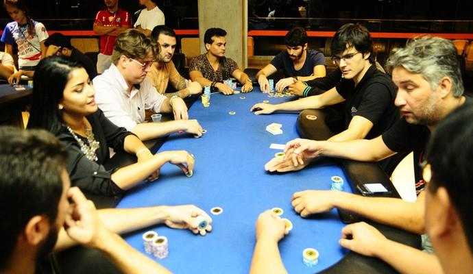 Campeonato Amazonense de Poker (Foto: Mauro Neto/Sejel)