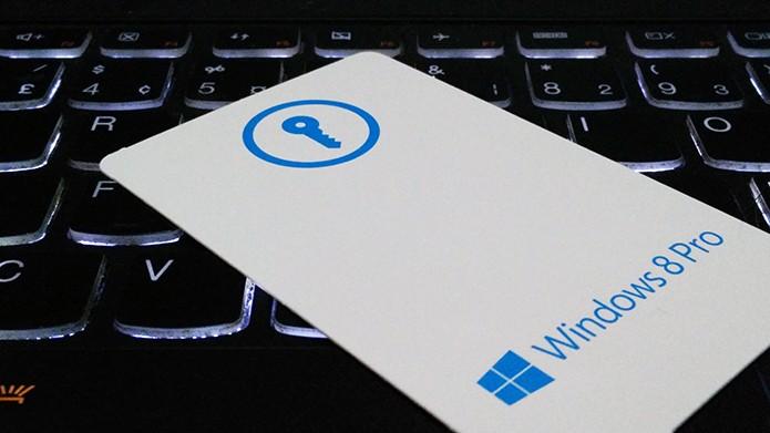 Windows 10 Home pode ser atualizado para o Pro com uma chave do Windows 7 ou 8 (Foto: Elson de Souza/TechTudo)