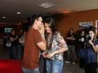 Murilo Rosa comenta foto de atriz com jogador Neymar: 'Foi verdade?'