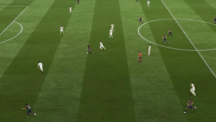 FIFA 18 (Foto: Reprodução / TechTudo)