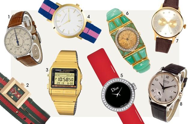 Relógios (Foto: Reprodução)