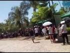 Fãs fazem longas filas por ingressos para show de Justin Bieber no Rio