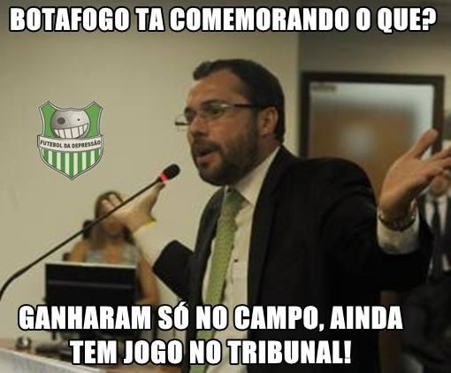 Zoação Mário Bittencourt, Botafogo x Fluminense