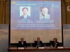 Físicos que descobriram a massa de neutrinos levam Prêmio Nobel