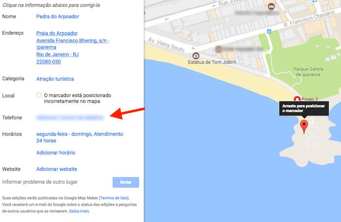 Google maps com informao errada saiba como corrigir notcias tela para alterar informaes de um local no google maps foto reproduomarvin stopboris Images