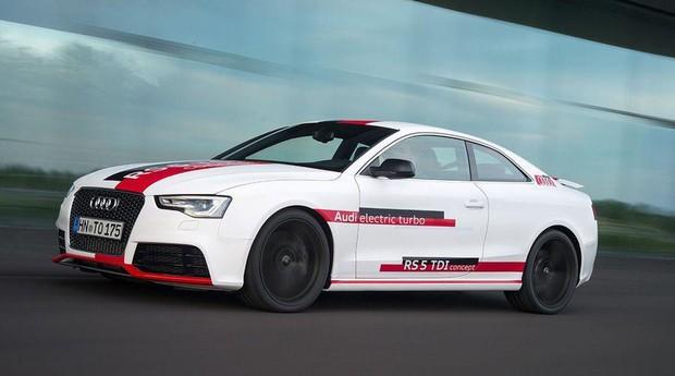 Audi RS5 TDI Concept (Foto: Divulgação)