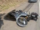 Homem morre após perder controle da moto que pilotava em Cantagalo