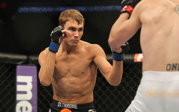 Cody Gibson x Johnny Bedford UFC San Antonio MMA (Foto: Reuters)