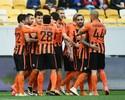 Wellington Nem marca, e Shakhtar se garante na final da Copa da Ucrânia