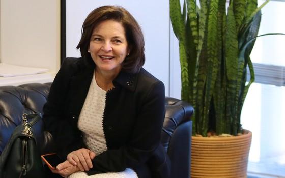 A subprocuradora-geral Raquel Dodge  (Foto: Jorge William/Agência O Globo)