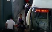 Rodoviária de Volta Redonda fica lotada no feriado de Tiradentes (Reprodução/TV Rio Sul)