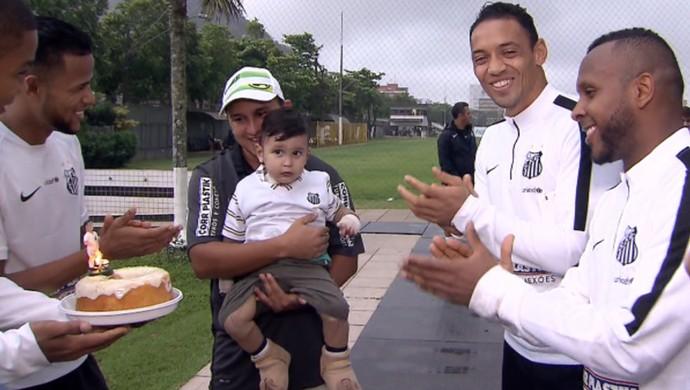 Garoto Rafael (Foto: Reprodução / TV Tribuna)
