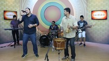 Medida Certa no Paneiro, Moovee e Salomão Rossy agitam programa (Katiúscia Monteiro/ Rede Amazônica)