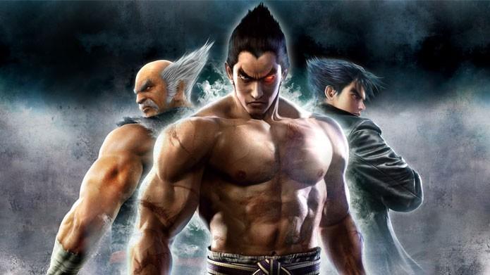 Tekken 6 foi um dos títulos de luta que marcaram presença no PSP (Foto: Divulgação)