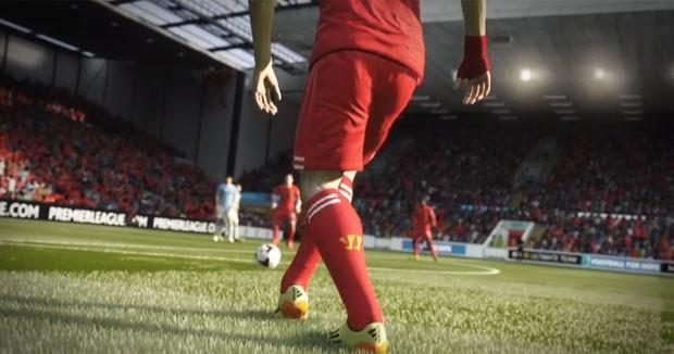 Primeira imagem de 'Fifa 15' para consoles da nova geração (Foto: Divulgação/Electronic Arts)
