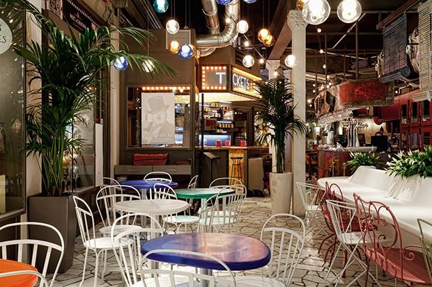 Restaurantes Adrià (Foto: Lovatto)