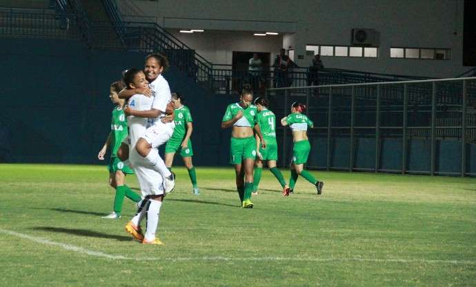 Santos vence Iranduba pelo Brasileiro Feminino (Foto: Marcos Dantas)
