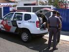 Trio é preso em flagrante após tentar furtar residência em São Carlos, SP