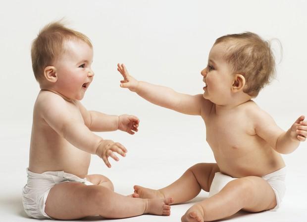 Bebês; fraldas; desfralde (Foto: Thinkstock)