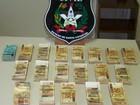 Três são presos suspeitos de furtar R$ 196 mil em loja no Oeste de SC