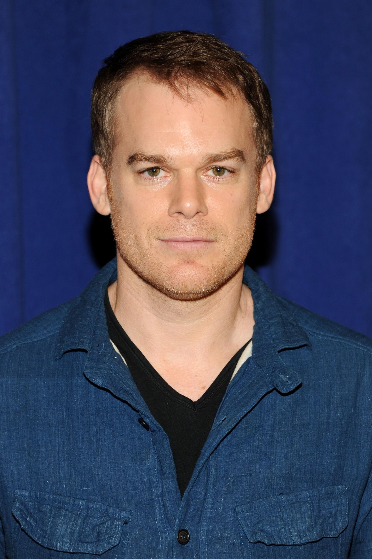 Michael, conhecido pelo seu papel de serial killer na série 'Dexter', foi diagnosticado e superou um linfoma de Hodgkin. (Foto: Getty Images)