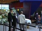 Corpo de Tomie Ohtake é cremado em cemitério na Grande SP