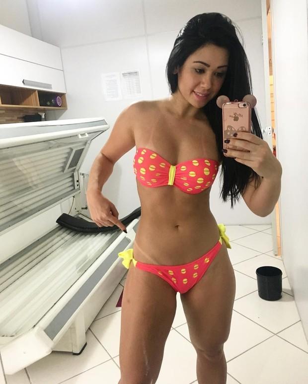 Raquel Benetti (Foto: Reprodução/Instagram)