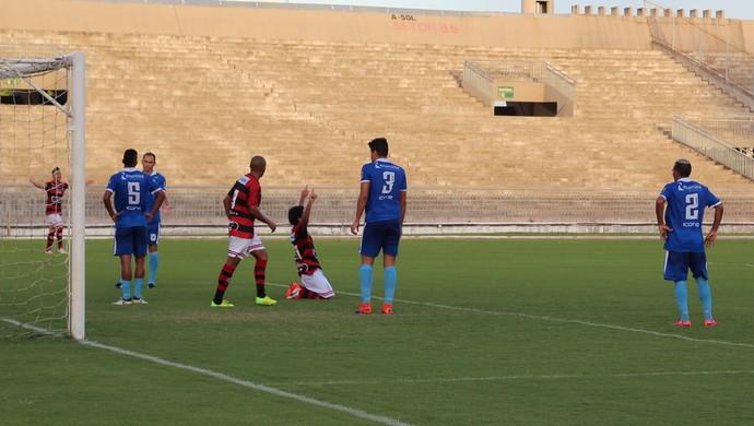 CSP x Campinense, Campeonato Paraibano (Foto: Cisco Nobre / GloboEsporte.com)