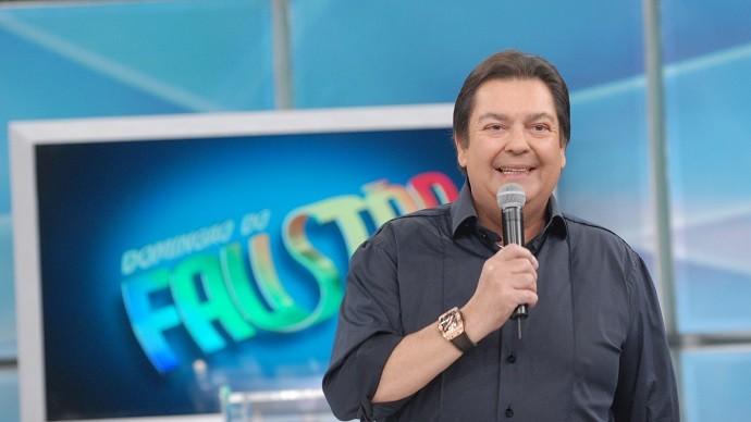 Faustão quer conhecer o seu talento! (Foto: Divulgação/TV Globo)