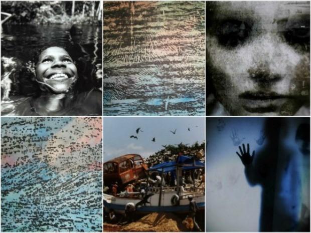 """""""Projeções do Feminino"""" foi contemplado pelo Prêmio Funarte Mulheres nas Artes Visuais 2013 (Foto: Divulgação)"""