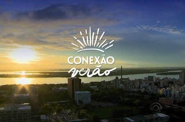 Conexão Verão RBS TV (Foto: Reprodução/RBS TV)