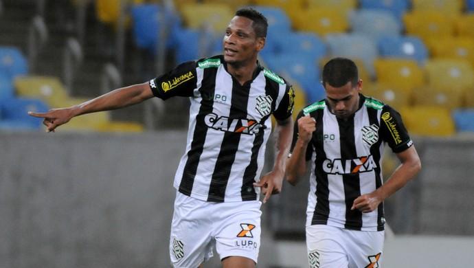 Marcão Figueirense (Foto: André Durão / GloboEsporte.com)