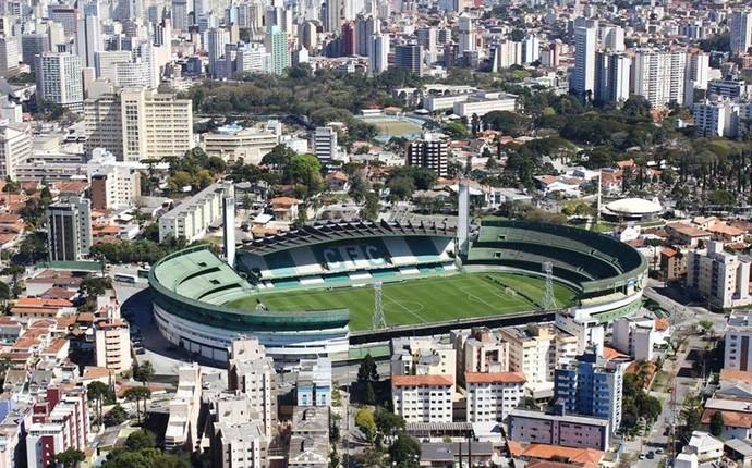 Couto Pereira Coritiba (Foto: Site oficial do Coritiba/Divulgação)