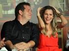 Leandro Hassum aparece 30 Kg mais magro em lançamento de seriado