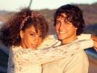Felipe Dylon sobre relação com Aparecida: 'Foi amor à primeira vista'