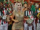 Fernanda Lacerda é anunciada como musa da Grande Rio