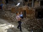 Doadores prometem US$ 3 bi para reconstruir o Nepal após terremoto