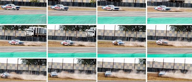 """""""Segura a usina"""", 300 hp para ser domados! (Foto: Divulgação/Andre Lemes)"""