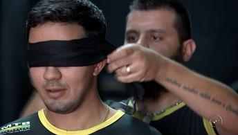 Projeto em Rio Preto ensina Muay Thai para deficientes visuais